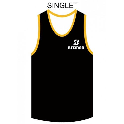 COTTON MEN SINGLETS